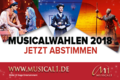 Musical-Wahlen 2018